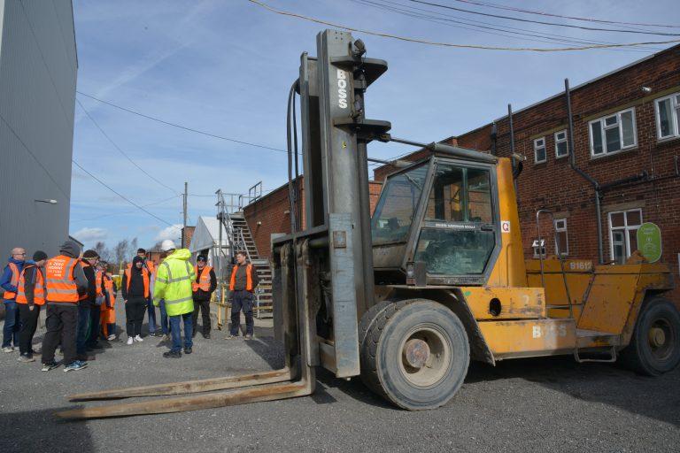 Conversion Forklift Training