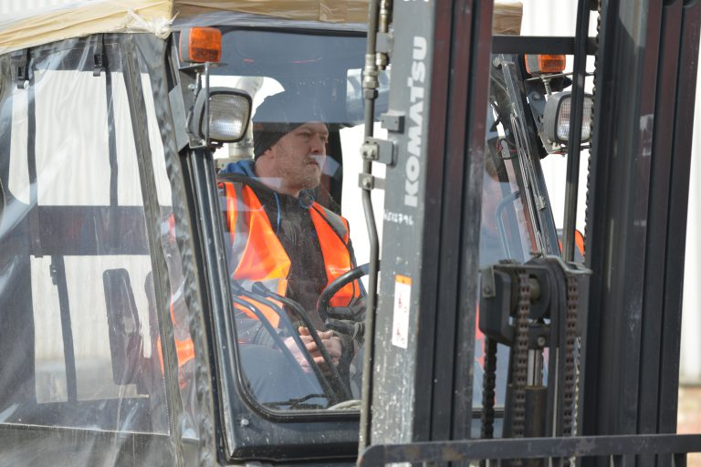 Semi Experienced Forklift Training
