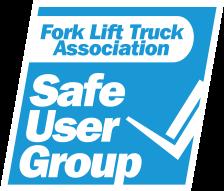 Forklift Association Safe User Group-logo